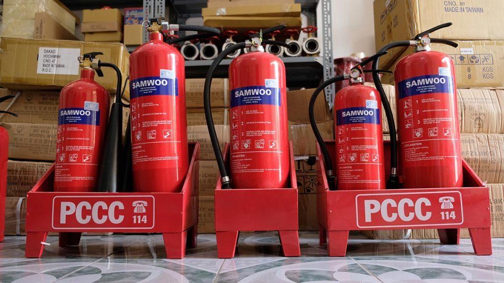 Sử dụng bình chữa cháy cho hộ gia đình thật sự cần thiết? post image