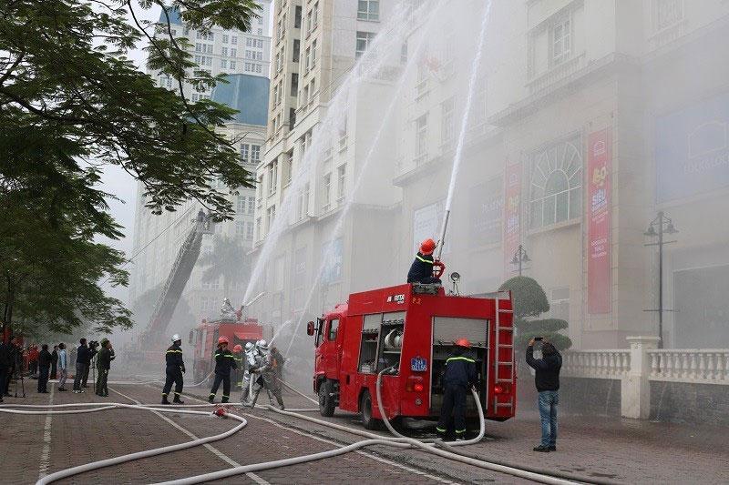 Những điều cơ bản về chữa cháy